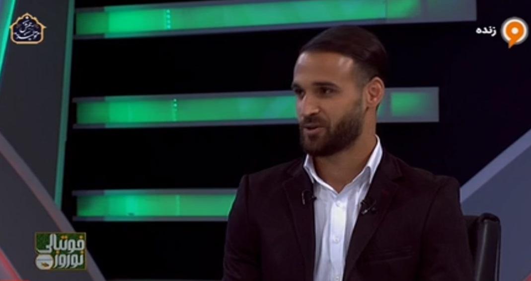 نوراللهی: باور نمیکنم پیراهن علی کریمی را میپوشم