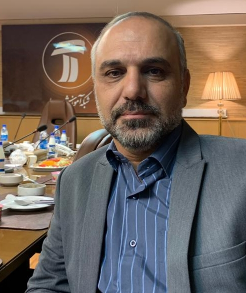 احمدی افزادی مدیر شبکه آموزش(هفت):درگذشت یک مدیر جهادگر رسانه ای در سیما