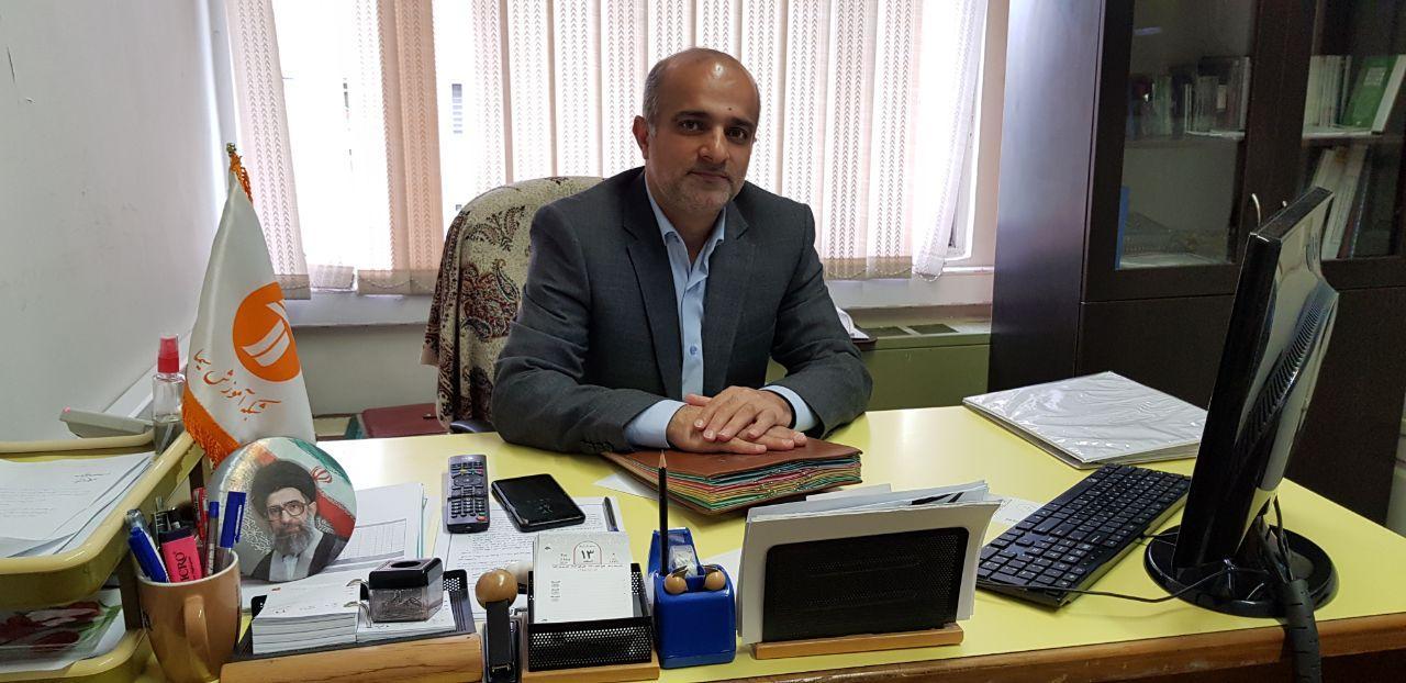 مدیر اطلاعات و برنامه ریزی شبکه آموزش سیما منصوب شد