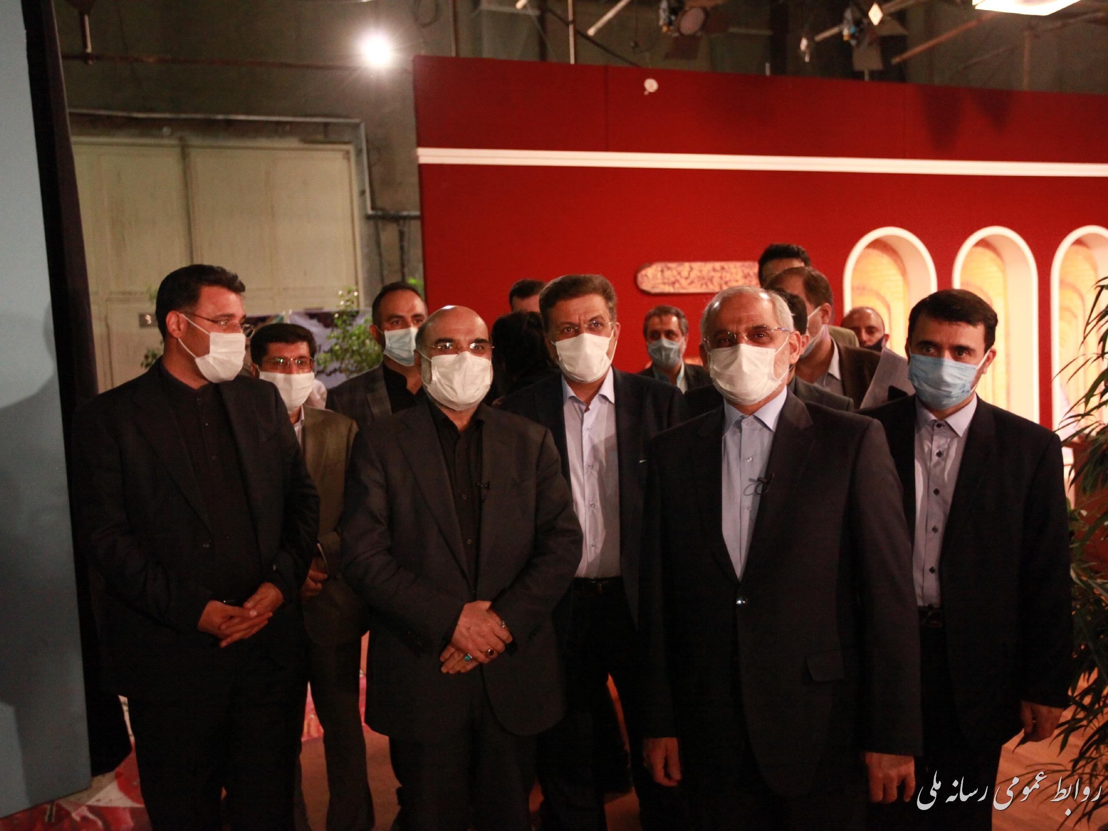 قدردانی وزیر آموزش و پرورش از روحیه جهادی تلاش گران مدرسه تلویزیونی در شبکه های سیما